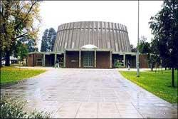 Building 9 - Religious Centre